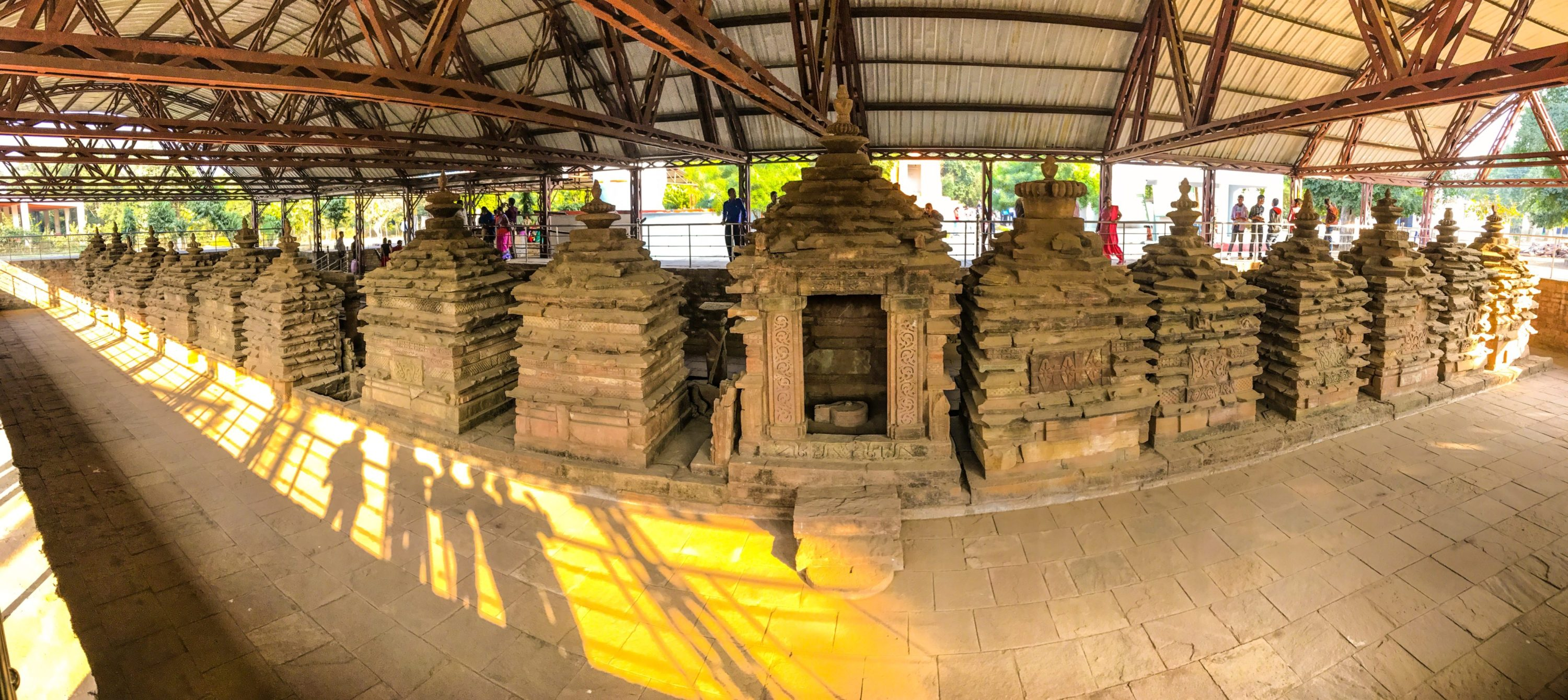 Temple at Madku Dweep
